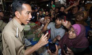Gubernur DKI Jakarta, Joko Widodo - Foto: metrotvnews.com