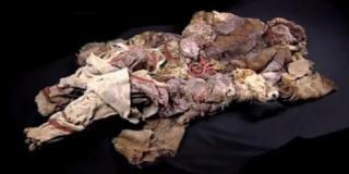 Keju tertua di dunia ditemukan di dada sebuah mumi - Foto: kompas.com