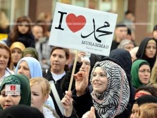 Muslimin Inggris (moheet.com)