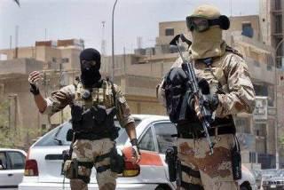 Personil pasukan Irak di Sulaiman Beik (islammemo)
