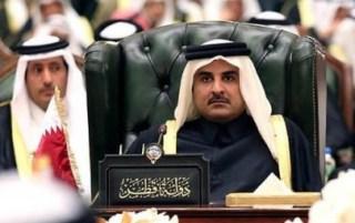 Emir Qatar Syeikh Tamim bin Hamad (ilustrasi-paltimes)