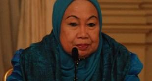 Ketua Umum (Ketum) Badan Kontak Majelis Taklim (BKMT), Prof. Hj. Tutty Alawiyah (Foto: antara.com)