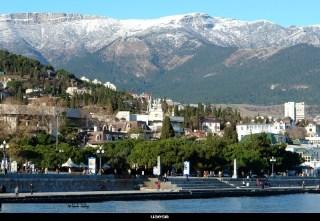 Indahnya Semenanjung Krimea (uaesm.maktoob.com)