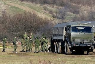 Pasukan Ukraina di Krimea (aa.com.tr)
