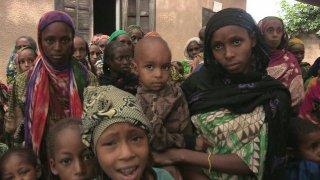 Para pengungsi Afrika Tengah (news.bbcimg.co.uk)