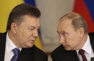 Vladimir Putin dan Viktor Yanucovych (japantimes.co.jp)
