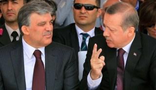 Presiden Abdullah Gul dan perdana menteri Recep Tayyip Erdogan (alalam)