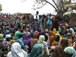 Pengungsi Afrika Tengah di Chad (unhcr.org)