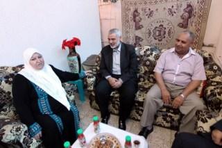 Peduli, PM Haniyah tidak sungkan mengunjungi warganya (paltimes)
