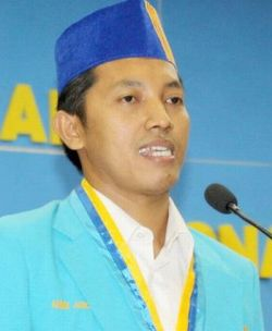 Ketua Umum PB Pergerakan Mahasiswa Islam Indonesia (PMII), Addin Jauharuddin - (Foto: PMII.or.id)