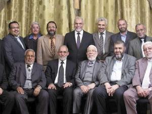 Prof. Muhammad Badie dan petinggi IM lainnya (onaeg)