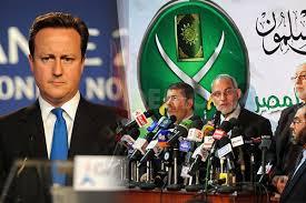 PM Inggris, David Cameron, dan Mursyid 'Am IM, Muhammad Badie (worldreligionnews)