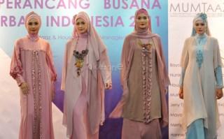 Pameran Busana Muslim Indonesia (inet) - Foto: okezone.com