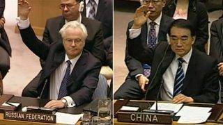 Rusia dan China kembali lindungi penjahat perang Suriah dengan hak veto (ministryoftofu.com)