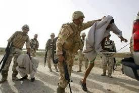 Aksi penangkapan di Irak (almoslim)