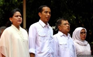 Pasangan Capres-Cawapres, Joko Widodo dan Jusuf Kalla (okezone.com)