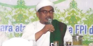 Ketua Umum FPI Habib Muhsin bin Ahmad Al-Athas. (inilah.com)
