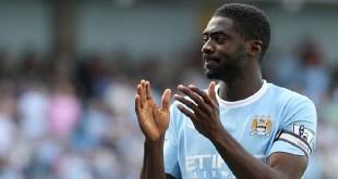 Kolo Toure, salah seorang pesepakbola muslim berkebangsaan Pantai Gading. (goal.net.ua)