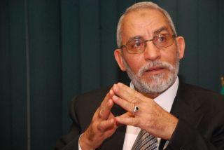 Mursyid 'Am IM, Prof. Muhammad Badie (alhayat.com)