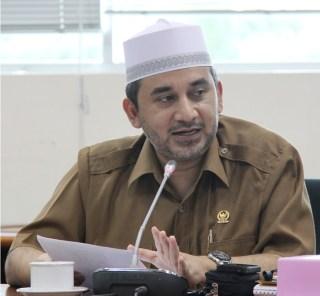 Anggota Komisi IV DPR dari Fraksi PKS, Habib Nabiel Almusawa.  (fraksipks.or.id)