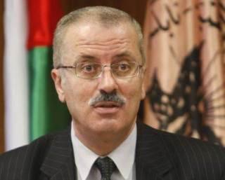 PM Palestina dari Fatah, Ramy Alhamdallah (islammemo.cc)