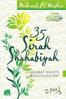 """Cover buku """"35 Sirah Shahabiyah Jilid 1""""."""