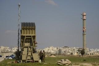 Iron Dome Israel (psnews)