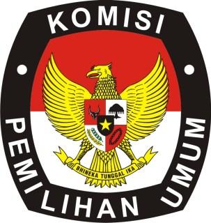 Logo Komisi Pemilihan Umum (KPU).  (kpujakarta.go.id)