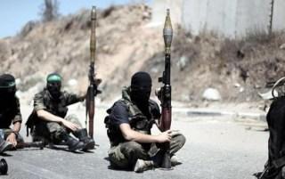 Pasukan Brigade Al-Qassam (paltimes.net)
