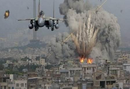 Pesawat tempur Israel terus hujani Gaza dengan rudalnya (islammemo.cc)