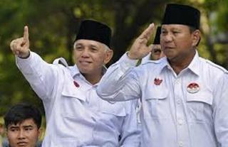 Prabowo-Hatta, Capres-Cawapres 2014. (lensaindonesia.com)