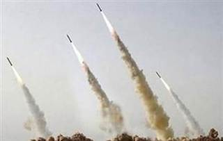 Tembakan toket-roket pejuang Palestina (islammemo.cc)