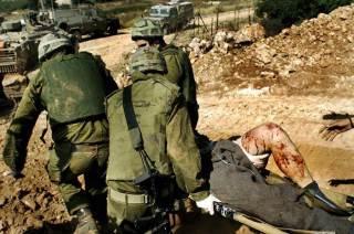 Tentara Israel yang terluka oleh pejuang Palestina (islammemo.cc)