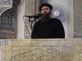 Abu Bakar Al-Baghdadi (Al-Quds)