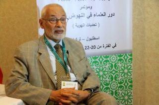 Ali Sadreddine Al-Bayanouni (IUMS)