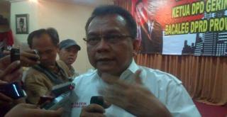 Ketua Dewan Pimpinan Daerah DKI Jakarta, Partai Gerindra Muhammad Taufik. (lintas.me)