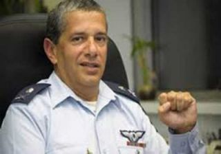 Panglima angkatan udara Israel, Amir Eshel (Today's Opinion)