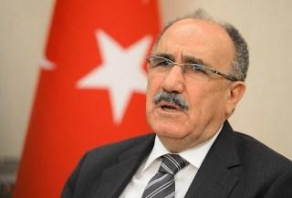 Wakil perdana menteri Turki, Beşir Atalay (Anadolu)