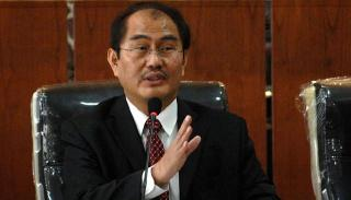 Ketua Dewan Kehormatan Penyelenggara Pemilu Prof Jimly Asshiddiqie. (porosnews.com)