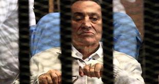 Mantan Presiden Mesir, Husni Mubarok (csmonitor.com)
