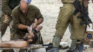 Korban tentara Israel dalam perang Gaza-Israel (nahrainet.net)
