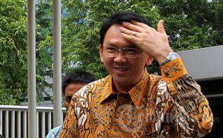 Wakil Gubernur DKI Jakarta, Basuki Tjahaja Purnama.  (tribunnews.com)