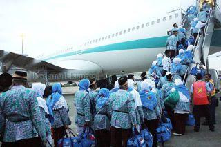 Jamaah Haji Indonesia.  (spdi.eu)