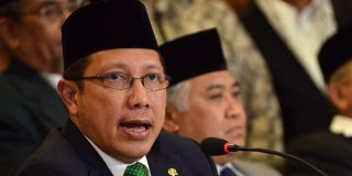Menteri Agama Lukman Hakim Syaifuddin. (merdeka.com)