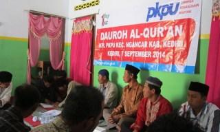 PKPU dan ODOJ mengadakan kegiatan Dauroh Al Quran dan Pembagian paket sembako.  (bram/pkpu)