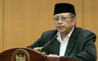 Ketua Komisi Kerukunan Antar umat Beragama MUI Pusat Slamet Effendi Yusuf.  (http://deteksinews.com)