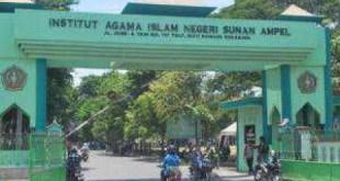 Universitan Negeri Islam (UIN) Sunan Ampel, Surabaya.  (republika.co.id)