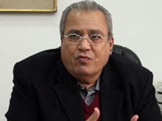 Menteri Kebudayaan Mesir, Jabir Ashfur (alarbiya.net)