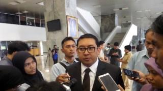 Wakil Ketua DPR Fadli Zon.  (suara.com)
