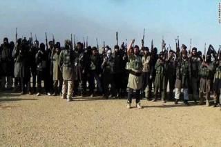 Foto jaringan Al-Qaidah yang diklaim AS (islammemo.cc)